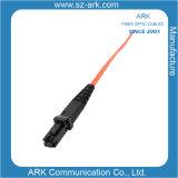 MTRJ-MTRJ Multimode Duplex Fiber Optic Cable/Patchcord
