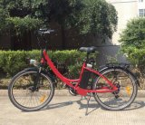 "26"" Aluminum Frame Lithium Battery Electric Bike (CB-26N01)"