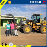 3t Wheel Loader with Grapple (XD935)