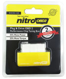 Nitro OBD2 Chip Tuning Box for Benzine Cars Yellow