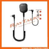 Medium Radio Remote Shoulder Speaker Microphone with Emergency Button (RSM-200)