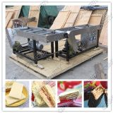 for Uzbekistan Gas Oven Fully Automatic Wafer Biscuit Production Line