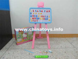 Hot Sell Education Toy Big Drawing Board Learning Easel (870504)