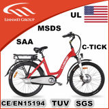 China Electric Urban Bicycles 26inch