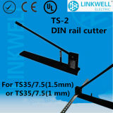 Power Distribution Type DIN Rail Cutter and Punch