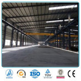 Low Cost Steel Structure Warehouse with Metal Sandwich Panel