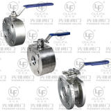 Wafer Type Flanged Ball Valve (PN16-PN160)