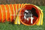 24inch Dog Agility Training Open Tunnel PVC Dog Tunnel