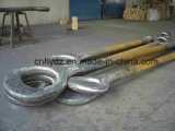 Hot Forged 20simn2MOV Flying Rings for Pumping Unit Used by Oilfield