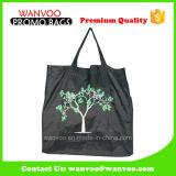 Promotional Reusable Nylon Foldable Shopping Bag for Garment