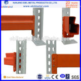 USA Q235B Steel Teardrop Pallet Rack for Warehouse