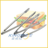 Kitchen Utensil Food Tongs with Stainless Steel Handle