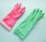 Eco-Friendly 100% Nature Latex Household Cleaning Gloves Malaysia Manufacture