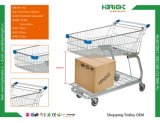 Metal Shopping Trolley for Middle East Area