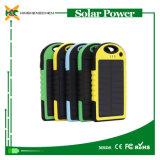 2016 Hot Dual Solar USB Charger Power Bank 8000mAh