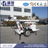 Hydraulic Hf120W Water Well Drilling Rig