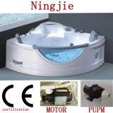 Luxury Double Person Whirlpool Massage Bath Tub (5306)