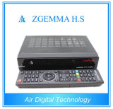 HD Satellite Receiver Zgemma H. S DVB-S2 Linux OS Satellite Receiver