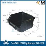 3W-9805101 Conductive Tray ESD Box Antistatic Box Component Box Hanging Box