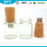 Wholesale USB Stick Floating Bottles USB Flash Drive for Promotion (ED216)