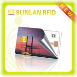 Top Quality Dual Interface Hybrid Card (fast delivery)