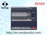 Professional DJ Mini Audio Mixer, PRO Mixing Console