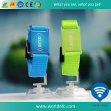 High Frequency MIFARE S70 4k NFC Smart Fabric Wristband