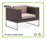 Garden Furniture Rattan Outdoor Sofa Set with Cushions
