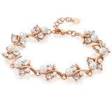 Wholesale Western Handmade Crystal and Pearl Jewelry Bracelet