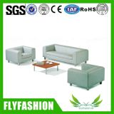 High Quality Genuine Leather Set Sofa (OF-11)