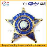 Factory Wholesale Customized Zinc Alloy Metal Lapel Pin, Enamel Badge