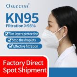 Certificated KN95 Health Care Particulate Respirator Face Mask