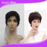 Fashional Human Short Hair Wig