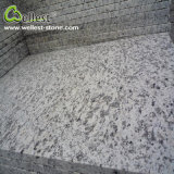 G637 Tiger Skin White Granite Tile as Wall Building Material