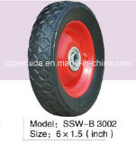Semi Solid Agricultural Wheel (6*1.5 inch)