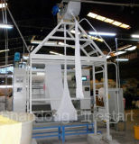 Double Balloon Padder Textile Machine for Textile Finishing