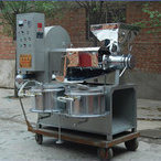Professional China Made Automatic Screw Mustard Oil Mill