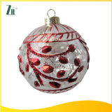 Hand Made Glass Craft for Christmas Decoration