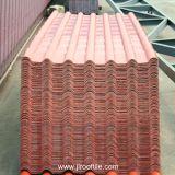 Asa Resin PVC Roofing Material for Bungalow Villas (ASA-1040)