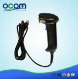 Handheld CMOS 1d/2D Barcode Scanner Reader for Pdf417, Qr Code, Data Matrix Code