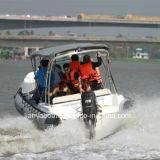 Liya2.4-8.3m Military Inflatable Boats Rescue Boats Navy Rib Boats