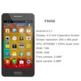 Smart Phone (Star brand F9006 MTK6582 Android 4.2 OS 1gram 4GB ROM)