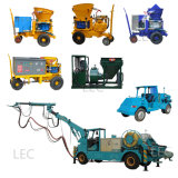 Lz-5A Anti-Explosion Dry Concrete Spraying Shotcrete Gunite Machine