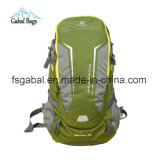 New 70L Green Nylon Outdoor Camping Hiking Backpack Bag