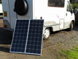 Portable Solar Panel Folding 200W for Camping