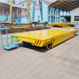 Heavy Duty Electric Material Transfer Car for Assembly Line (KPC-5T)