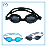 Anti Ultraviolet Customized Swimming Goggles with Prescription Lenses