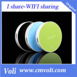 Ishare 3G Wireless Router with 4800 mAh Mobile Power Bank and Storage