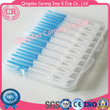 Rubber Silicone Disposable Interdental Brush