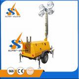 Professional Portable Solar Light Tower